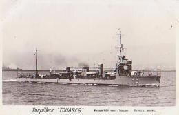 Torpilleur   281          Torpilleur Touareg - Guerre