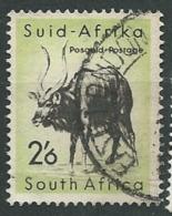 Afrique Du Sud   -  Yvert N° 212 Oblitéré     Pa12218 - South Africa (...-1961)