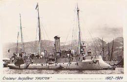 Torpilleur   308          Croiseur Torpilleur Faucon - Krieg