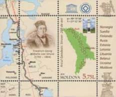 Moldova Moldawien 2016 MNH ** Mi. Nr. 944-971 Bl.71 Bicentenary Of Struve Geodetic Arch - Moldawien (Moldau)