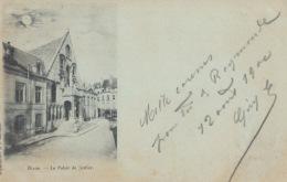 D21 - Dijon - Le Palais De Justice  - Carte Précurseur  De 1900 : Achat Immédiat - Dijon