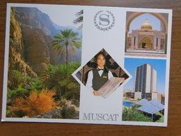 Oman / Sheraton Oman Hotel, Ruwi - Muscat --> Unwritten - Oman