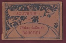 120418A - AFRIQUE Album Souvenir De 24 Illustrations Afrique Occidentale DAHOMEY - Dahomey