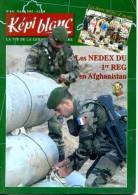 Képi Blanc N° 631 Militaria Légion Etrangere - Revues & Journaux