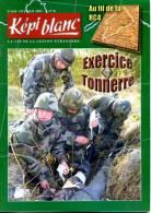 Képi Blanc N° 630 Militaria Légion Etrangere - Revues & Journaux