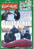 Képi Blanc N° 652 Militaria Légion Etrangere - Revues & Journaux