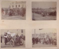 120418A - PHOTO SPORT AUTOMOBILE - 8 Photos Anciennes - ?? ROUEN DIEPPE ?? - Automobile