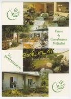 {70659} 47 Lot Et Garonne Damazan Cap Du Bosc Maison De Repos Et De Convalescence La Paloumère , Multivues - Damazan