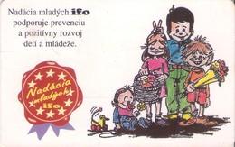 TARJETA TELEFONICA  DE ESLOVAQUIA. (047) IFO - Eslovaquia