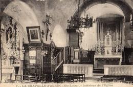 La Chapelle Aurec Interieur De L Eglise - France