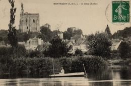 CPA 37 MONTBAZON Le Vieux Château - Montbazon