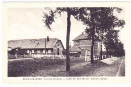 Bourg-Léopold Nouvelle Boucherie Camp De Beverloo Nieuwe Slachterij  Non Circulée - Leopoldsburg (Camp De Beverloo)
