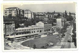 Svizzera Lausanne Losanna Place Du Tunnel Viaggiata - VD Vaud