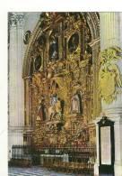 CPM.Granada .Cathédrale .chapelle De St Jacques.ed:Gallegos Num:94 - Granada