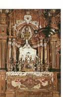CPM.Granada .Cathédrale Rétable De La Vierge Des Angoisses.ed:Gallegos Num:1.171 - Granada