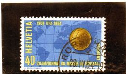 B - 1954 Svizzera - Campionati Mondiali - 1954 – Schweiz