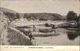 72024775 Remouchamps Liege Le Pont - Other