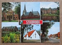 (J831) - Groeten Uit Stabroek / ETAT - Stabroek