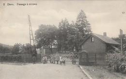 Dave Passage à Niveau Animée Circulé En 1911 - Namur