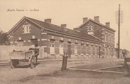 Noville Taviers  La Gare   N'a Pas Circulé - Eghezée