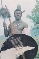 SWAZILAND - SWAZI WARRIOR - Swaziland