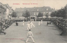 Jemappes Ballodrome De Zericho Jeu De Balle Pelote N'a Pas Circulé - Mons