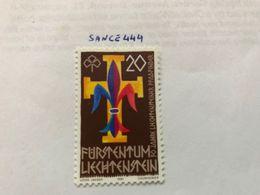 Liechtenstein Scouting 1981 Mnh - Liechtenstein