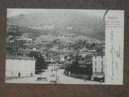 SONDRIO -  1901 -PIAZZA V.EMANUELE -IST. S.LORENZO    -- -  -  -     FP    -      ---BELLISSIMA  - - Sondrio