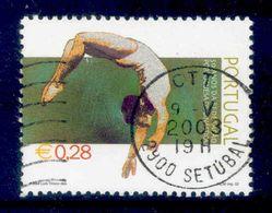 ! ! Portugal - 2002 Sports - Af. 2892 - Used - Usati