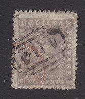 British Guiana, Scott #49, Used, Seal Of The Colony, Issued 1863 - British Guiana (...-1966)