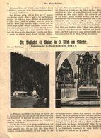 Die Wallfahrt St.Adolari In St.Ulrich Am Pillersee / Artikel, Entnommen Aus Kalender / Datum Unbekannt - Livres, BD, Revues
