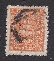 British Guiana, Scott #51, Used, Seal Of The Colony, Issued 1866 - British Guiana (...-1966)