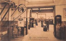 LEUZE - Collège Episcopal - Section De Mécanique Agricole - Les Ateliers - Leuze-en-Hainaut