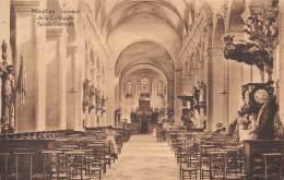 NIVELLES - Intérieur De La Collégiale Sainte-Gertrude - Nijvel