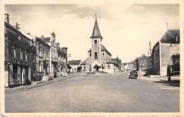 SIVRY - L'Eglise Et La Place - Sivry-Rance