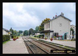 25  VALDAHON  ... La  Gare - France