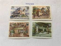 Liechtenstein Gutenberg Castle 1981 Mnh - Liechtenstein