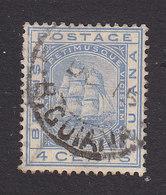 British Guiana, Scott #109, Used, Seal Of The Colony, Issued 1882 - British Guiana (...-1966)