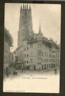 CP-La Fornalettaz - FRIBOURG - Otros Municipios