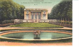 (78) Yvelines - Versailles - CPA - Palais Du Petit Trianon - Versailles (Castillo)