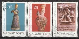 Ungarn 3323/25A O - Hongrie