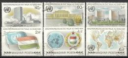Ungarn 3461/66A O - Hongrie