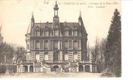 "(78) Yvelines - Chatou-CPA - Château De La Pièce D'eau Villa "" Lambert "" - Chatou"