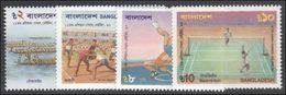 Bangladesh 1990 Asian Games Unmounted Mint. - Bangladesh
