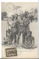 CONGO - Guerriers Oudombo Du Haut-Ogooué - Congo Français - Autres