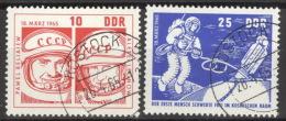 DDR 1098/99 O Tagesstempel - [6] République Démocratique