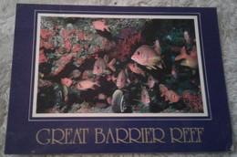 Australia - Great Barrier Reef - North Queensland - Underwater Scene 1995 - Great Barrier Reef