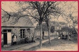 En L'état CPA 61 Environs De TINCHEBRAY Orne - St SAINT-CORNIER-des-LANDES La Crierre Fabrique PATRY-SURBLED - Other Municipalities