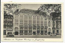 Alsterhaus, Die Kaufstätte Hamburgs Am Jungfernstieg - Deutschland