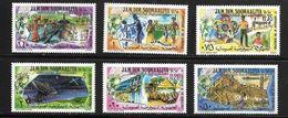 SOMALIE 1979 REVOLUTION  YVERT N°239/44  NEUF MNH** - Somalie (1960-...)